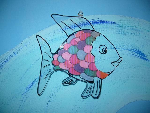La nostra storia del pesciolino for Pesciolino da colorare