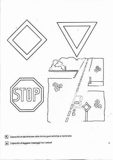 Le Schede Operative Del Progetto Stradale 1