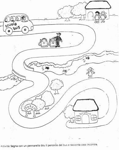 Le schede operative del progetto stradale 1 for Disegna i miei piani di casa