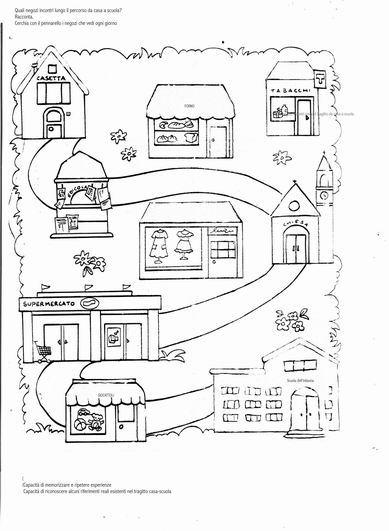 Le schede operative del progetto stradale 1 for Disegna i tuoi piani di casa gratuitamente